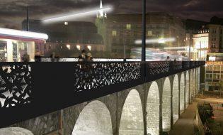 Garde-corps du Grand Pont