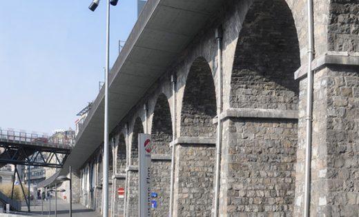 Élargissement du Grand Pont