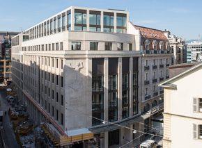 Ilots de bureaux UBS Rhône