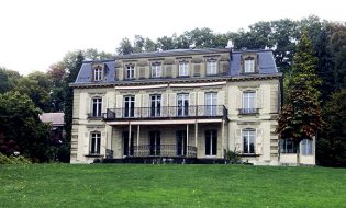 Transformation du château Beau-Cèdre