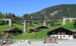 Viaduc Gstaad