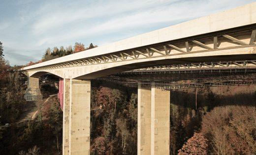 Ponts sur la Paudèze