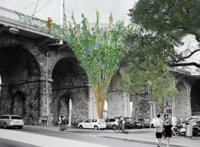 Lausanne Jardins - Grand Pont