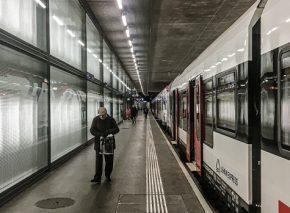 Eröffnung des Léman Express