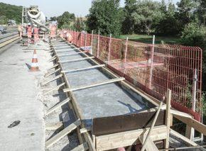 Sanierung der autobahninfrastruktur in Frankreich (Lothringen)