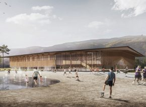 Neues Sportzentrum Colovray