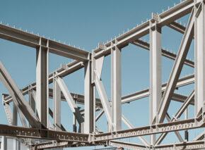 Musées Elysée – mudac – structural steelwork