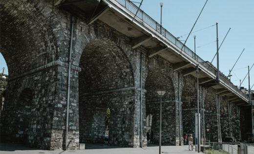 Travaux de reconnaissance sur le Grand Pont