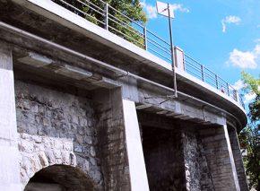 Estacades du Flon et passage inférieur