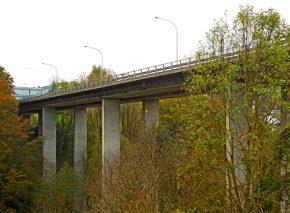 Securing and Repairing the Lavapesson Bridge