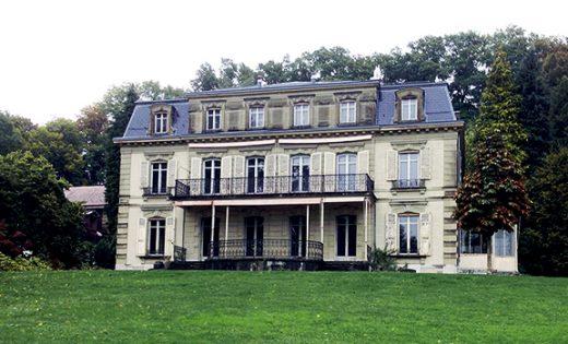 Transformation of Beau-Cèdre Château