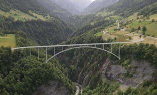 Brücke Tamina