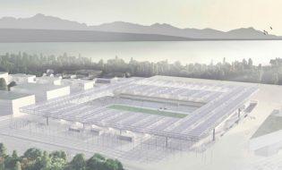 Prés-de-Vidy Stadion