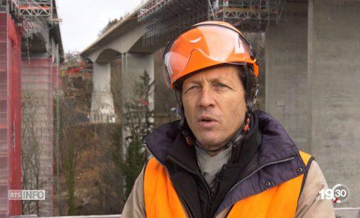 Interview mit Philippe Menétrey – RTS Tagesschau