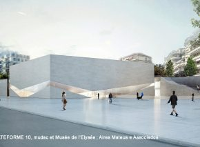 Plateforme 10 - Musées de l'Élysée et mudac