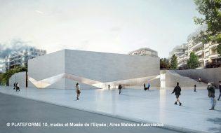 Plateforme 10 – Élysée und mudac museums